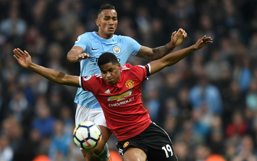 City player refuses to accept they were outdone by United