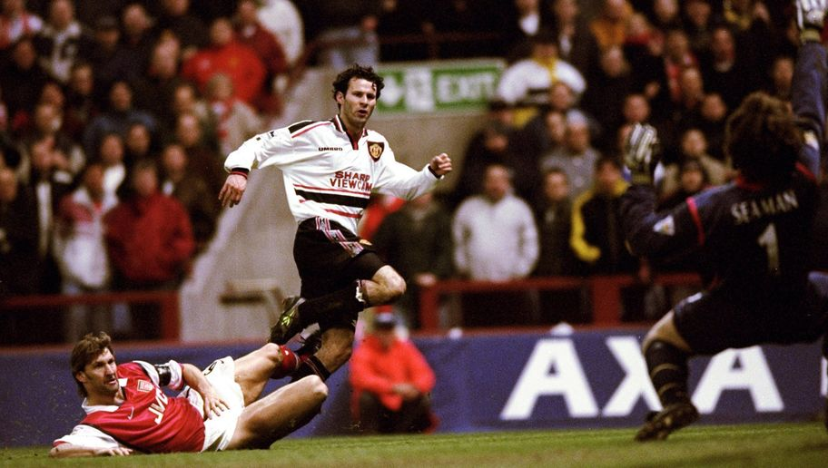 Classic FA Cup Moment: Ryan Giggs' solo goal versus Arsenal