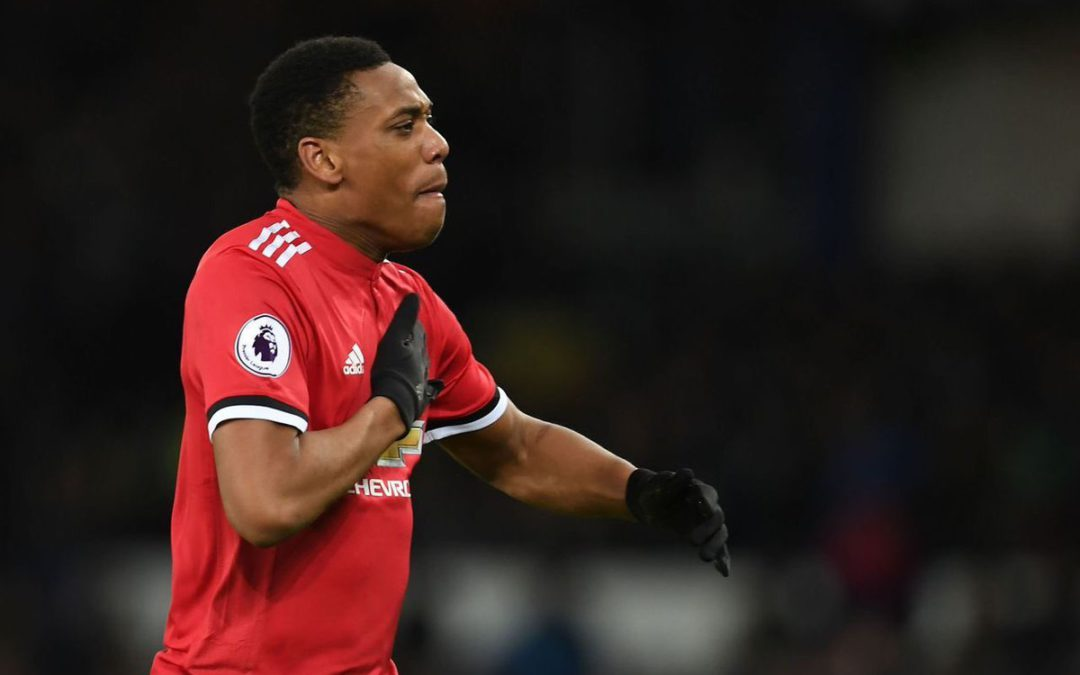 Man Utd knock back approach made for Anthony Martial