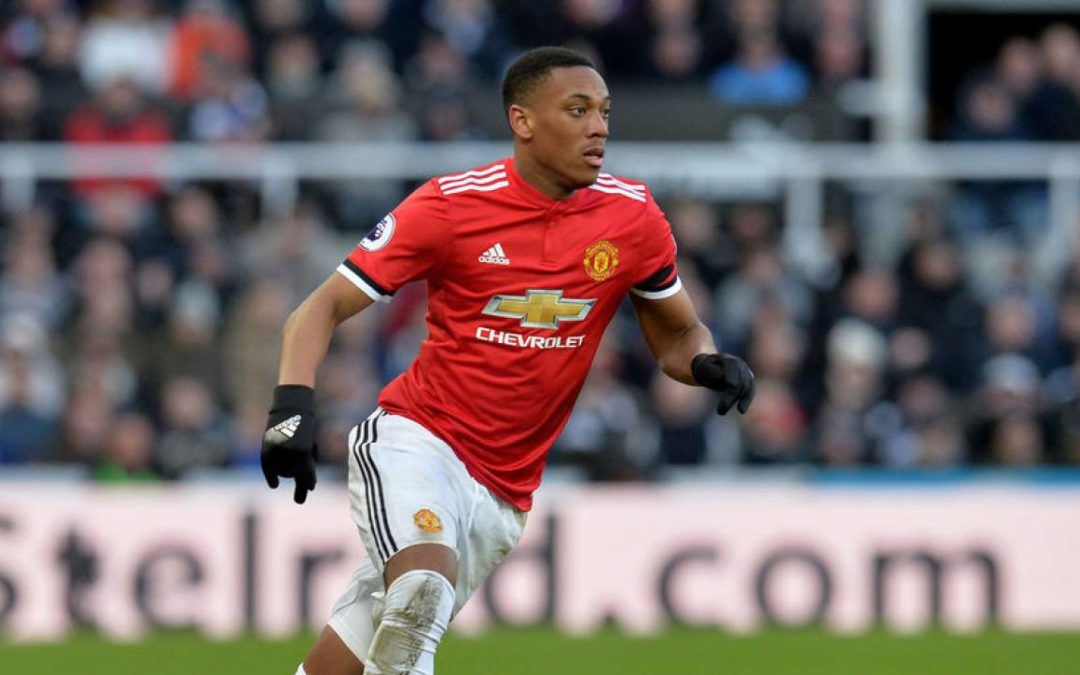 Man Utd to include Martial in deal to sign European superstar