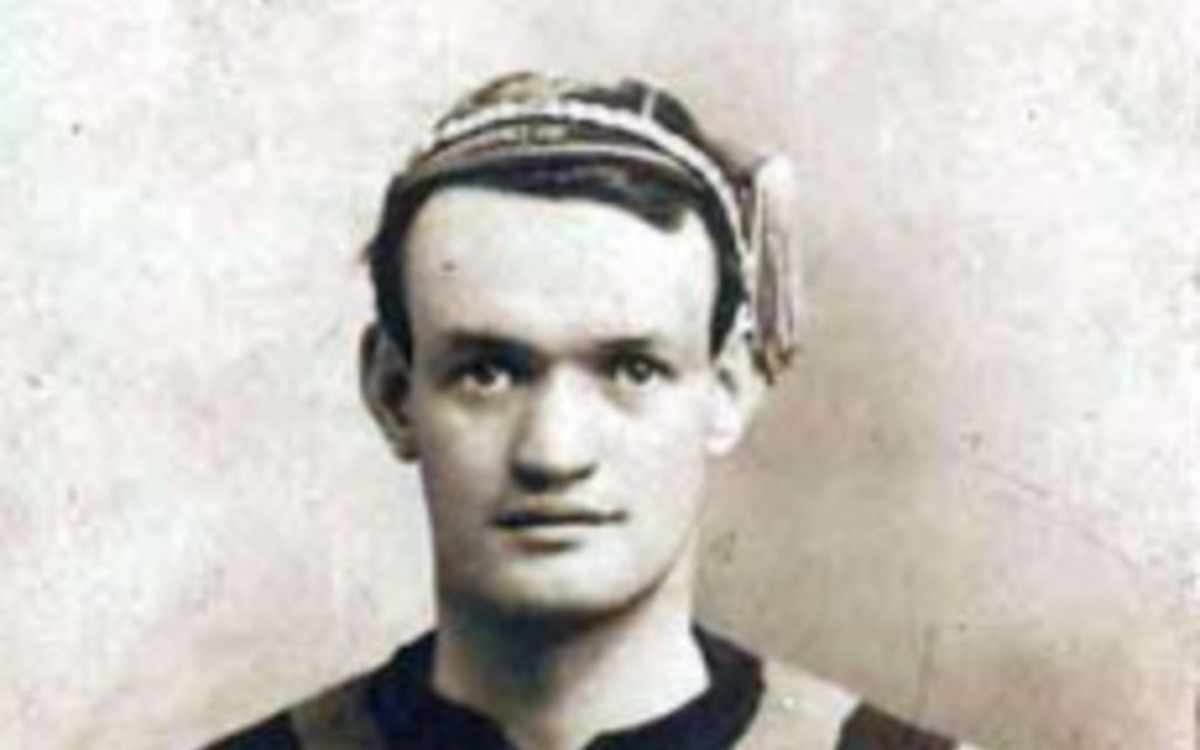 A fascinating football story hitting the big screen features Manchester United's first Irish captain
