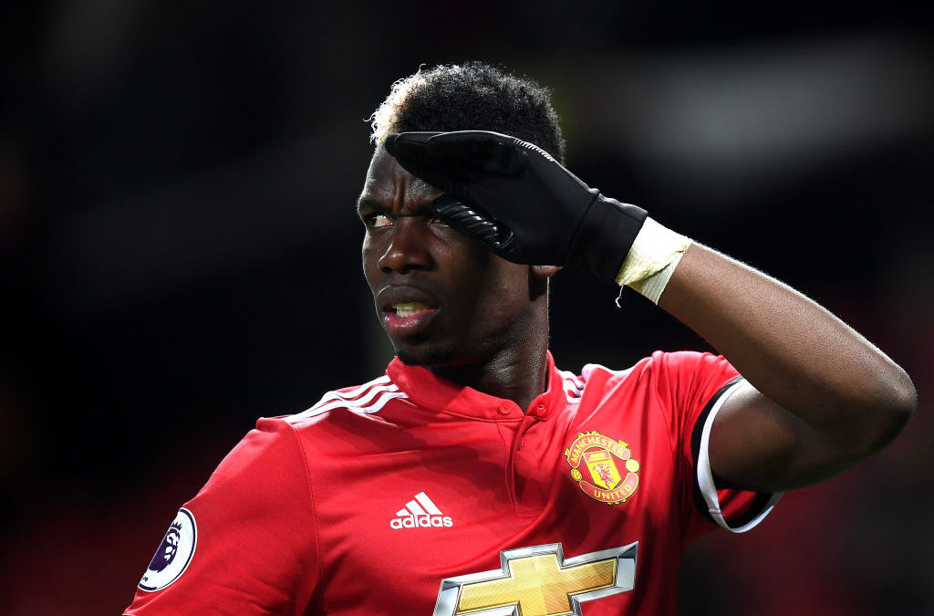 Pogba could leave Man Utd this summer, adding to Mourinho's workload this summer