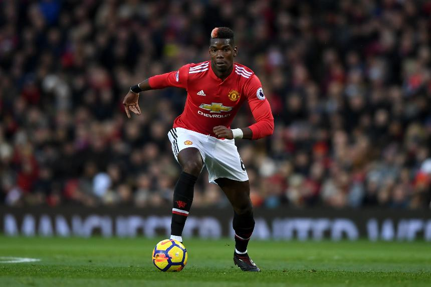 Man Utd coach believes Pogba has a big future at club, amid reports of exit