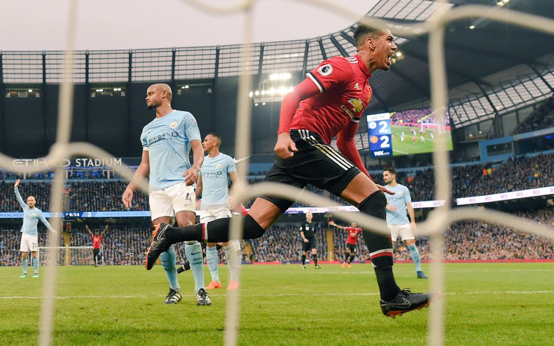 How this season proved Manchester City will forever be Manchester United's shadow