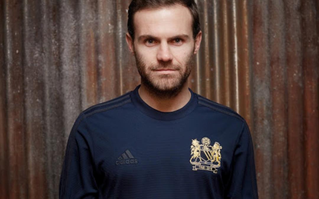 Adidas release stunning Man Utd shirt for 1968 anniversary