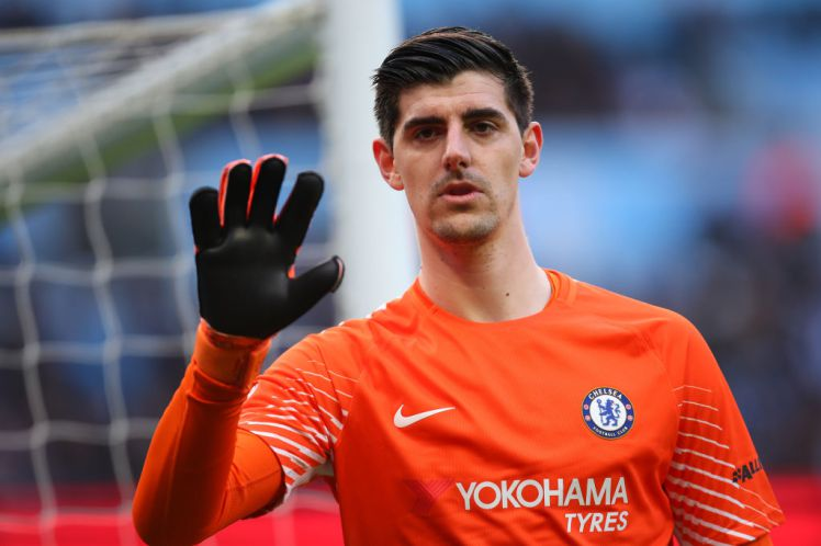 Relief for Man Utd: Real Madrid monitor Courtois after Chelsea talks stall
