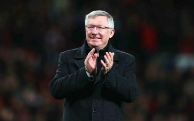 5 years to the day Sir Alex Ferguson announced his retirement