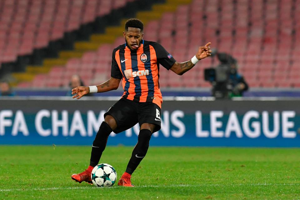 Breaking: Fred to Man Utd near completion with medical imminent