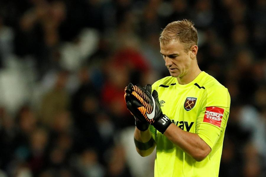 Joe Hart to Man Utd? Fans react on Twitter – 'Fred the Red must be leaving'