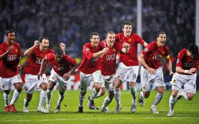 On This Day in 2008: Man Utd beat Chelsea in Champions League final