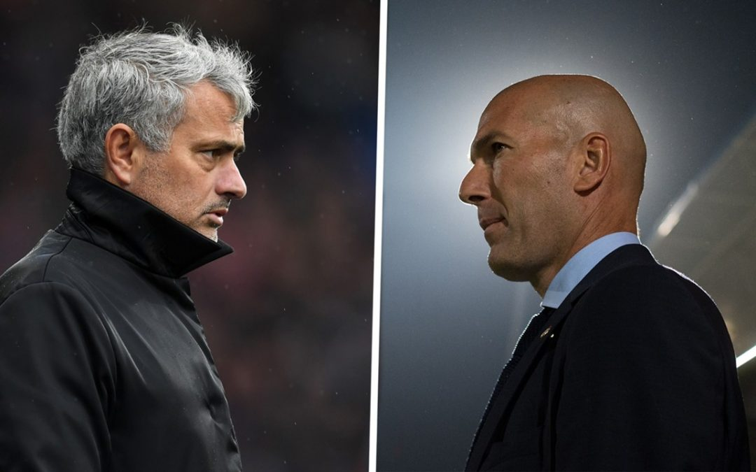 How will Zidane's departure from Real Madrid affect Man Utd?