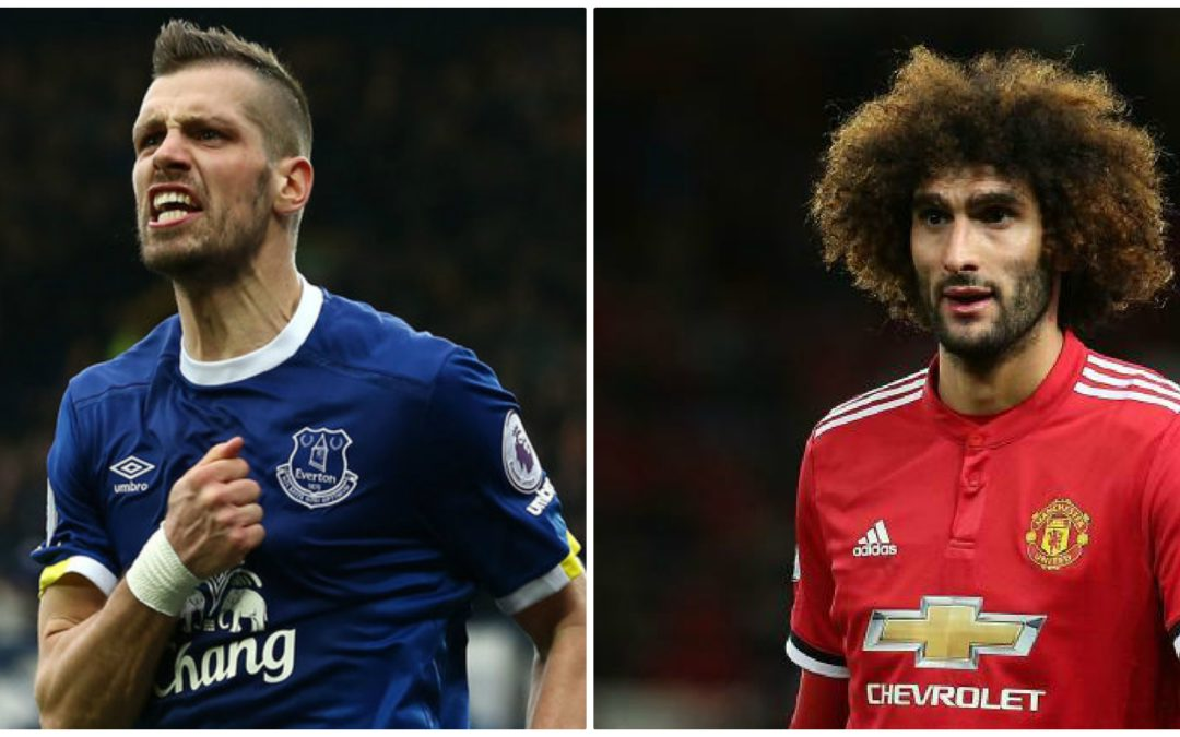 Everton fan opinion: Toffees would be better off with Fellaini than ex-United midfielder Schneiderlin