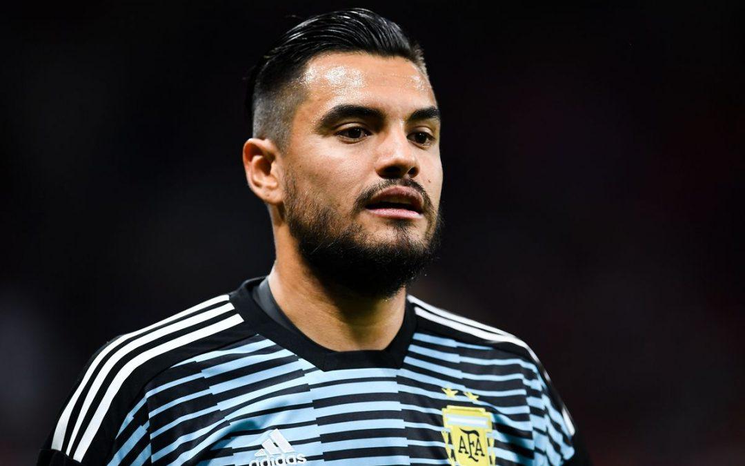 Man Utd goalkeeper Sergio Romero ruled out of World Cup