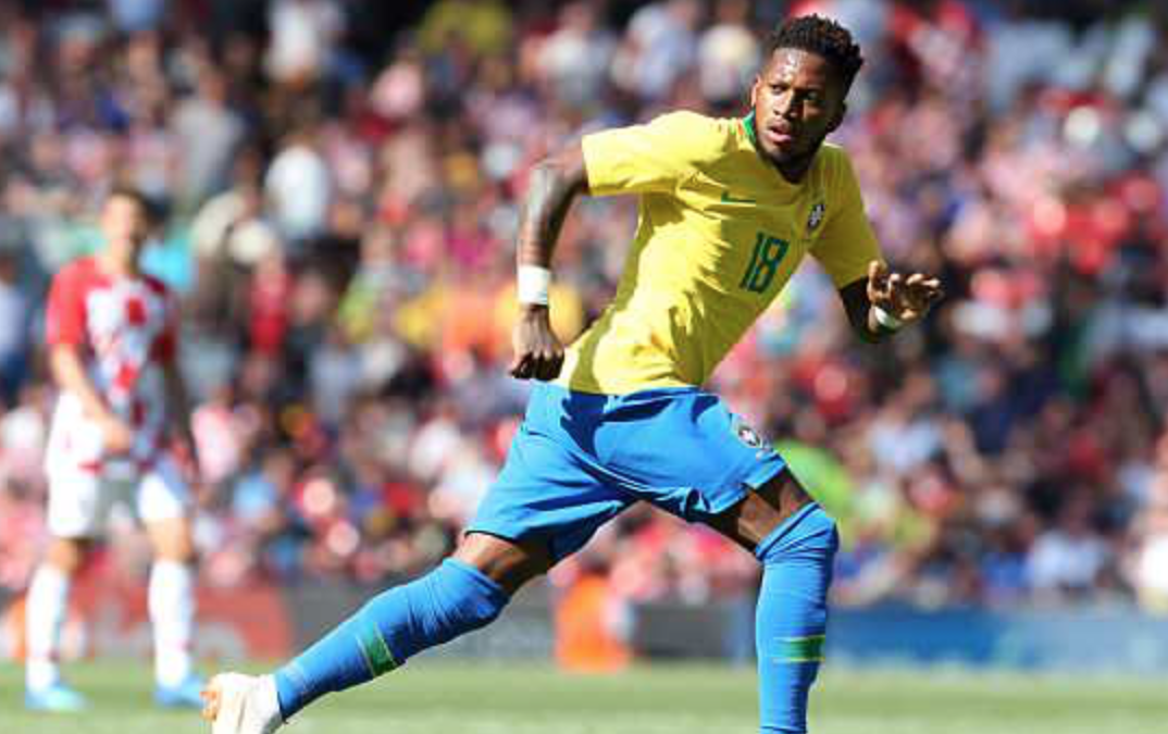 Fred set to become Jose Mourinho's first signing of the summer
