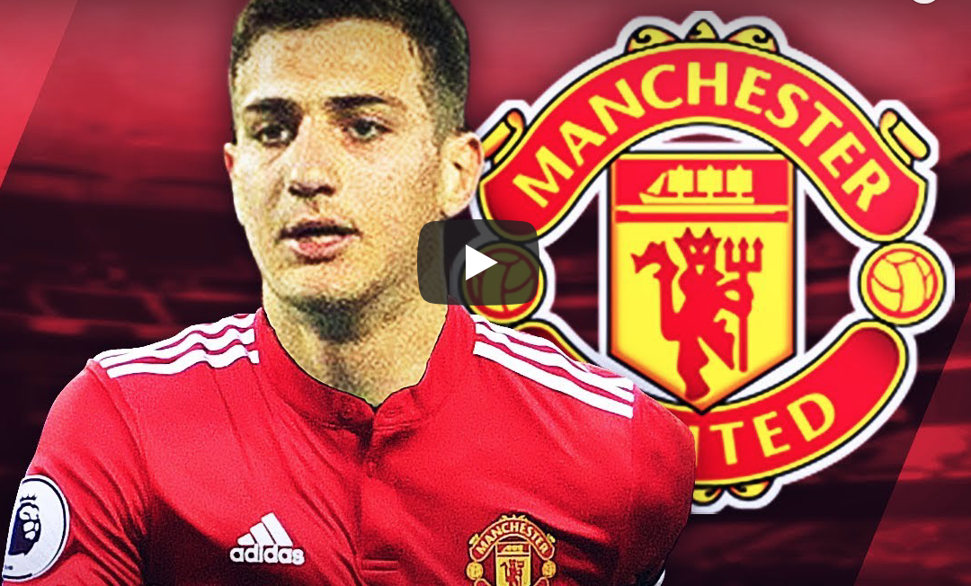 (Video) 7 minutes of Diogo Dalot beating his man and incredible crosses