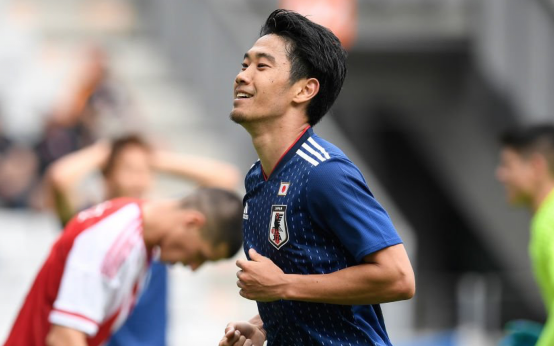 'Moyes, what did you do?' – Man Utd fans react to Kagawa scoring penalty against Colombia