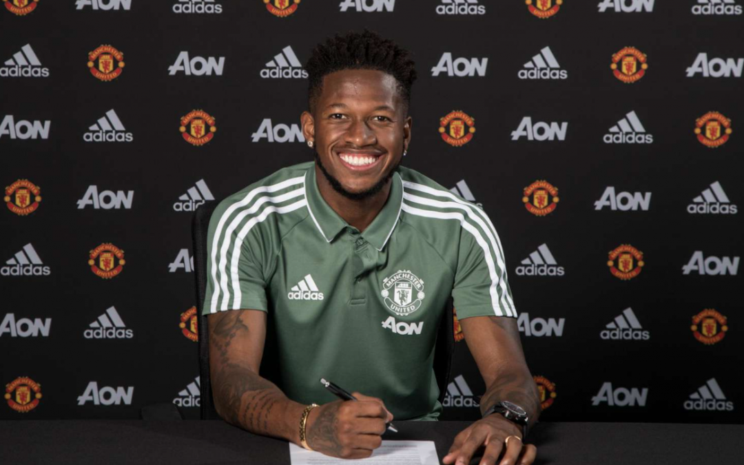 Fred looking forward to life in Manchester, already learning to speak English