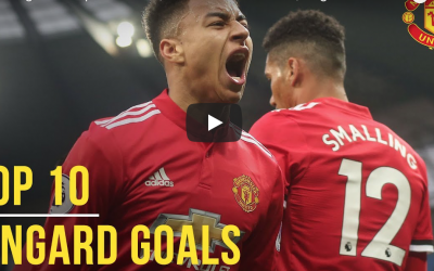 (Watch) Jesse Lingard's top 10 goals after stunner against Panama