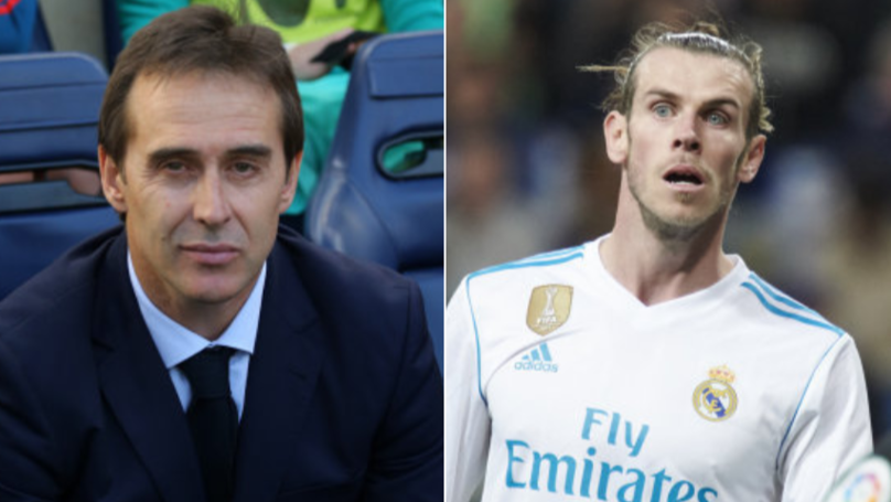 Bale's meeting with new Real Madrid manager doesn't go to plan