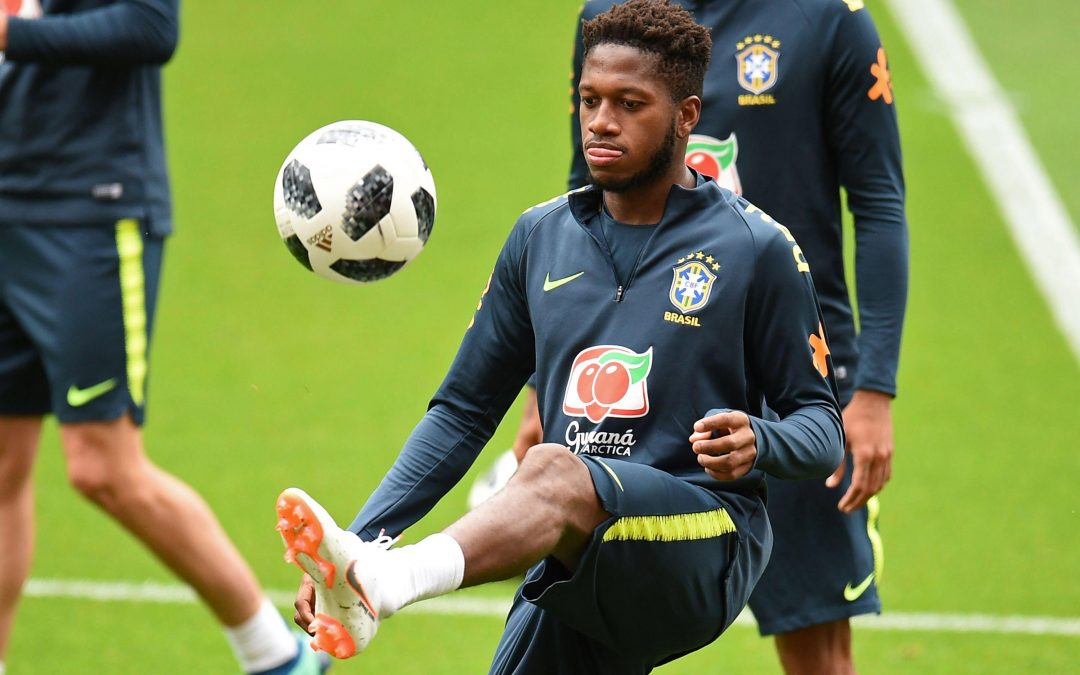 How Fred can end the 'all Brazilians fail at Man Utd' myth