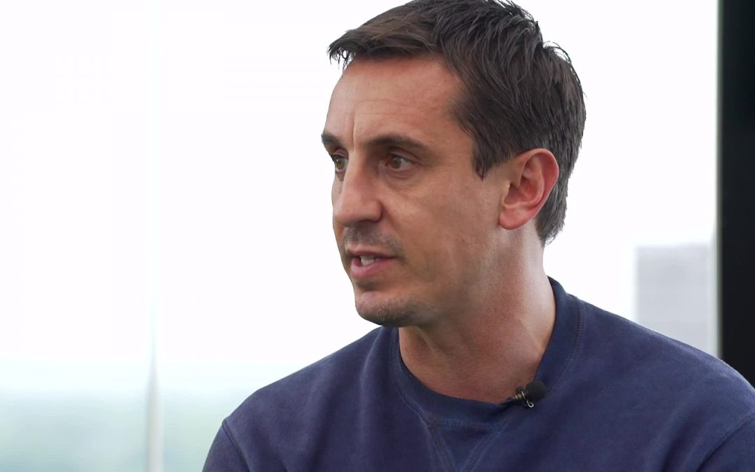 Gary Neville takes pop at Man Utd defender after World Cup performance