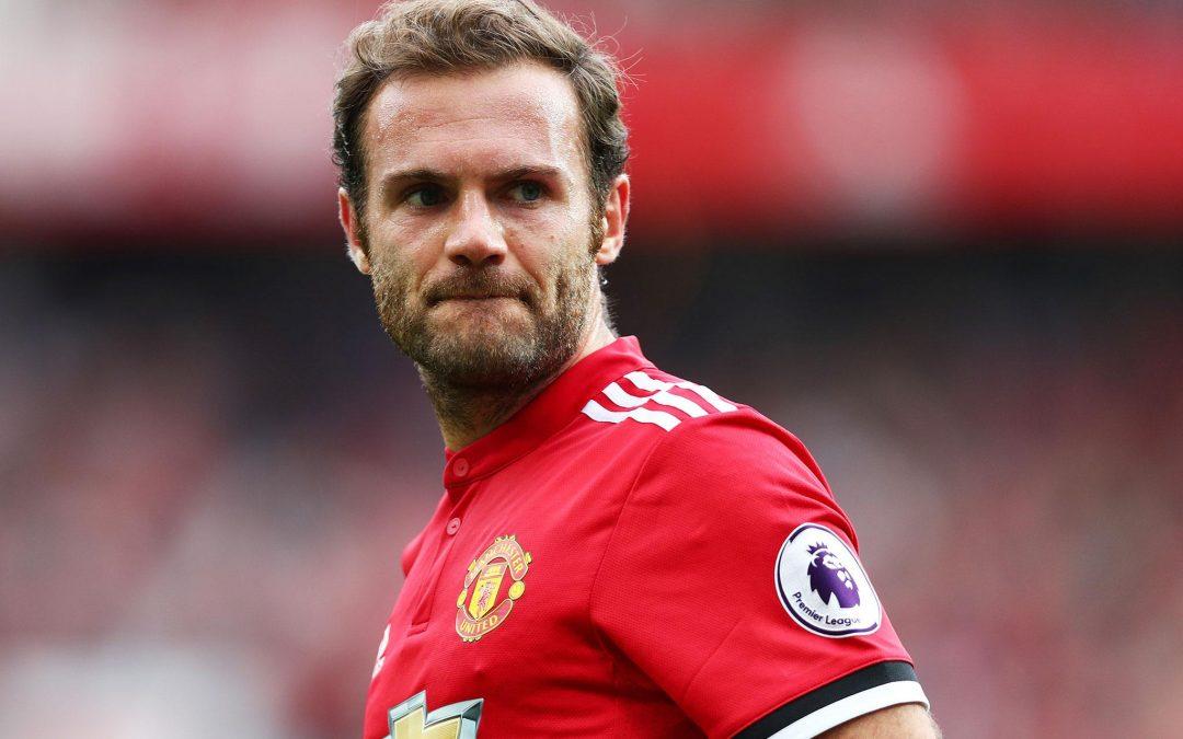 Man Utd consider Juan Mata replacement valued at €150m