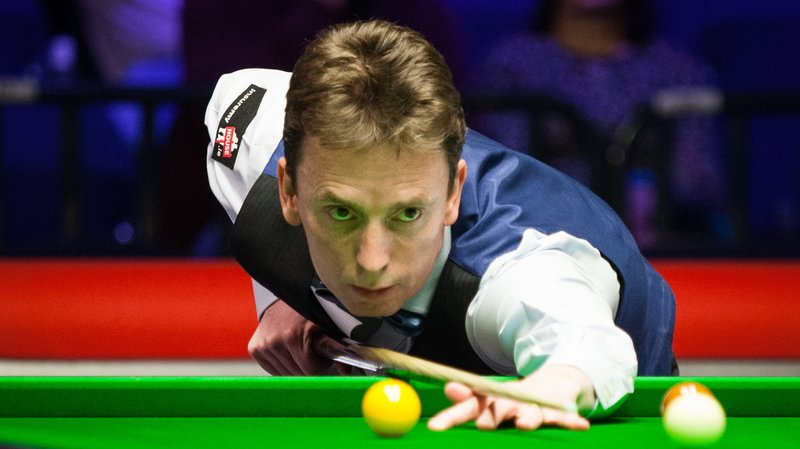EXCLUSIVE: Snooker legend Ken Doherty on supporting Manchester United