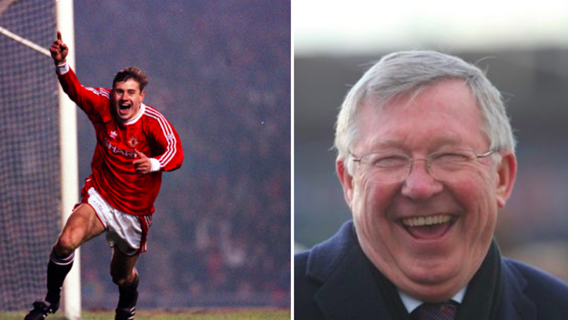 Revealed: Former Man Utd player's foul-mouthed introduction to Sir Alex Ferguson