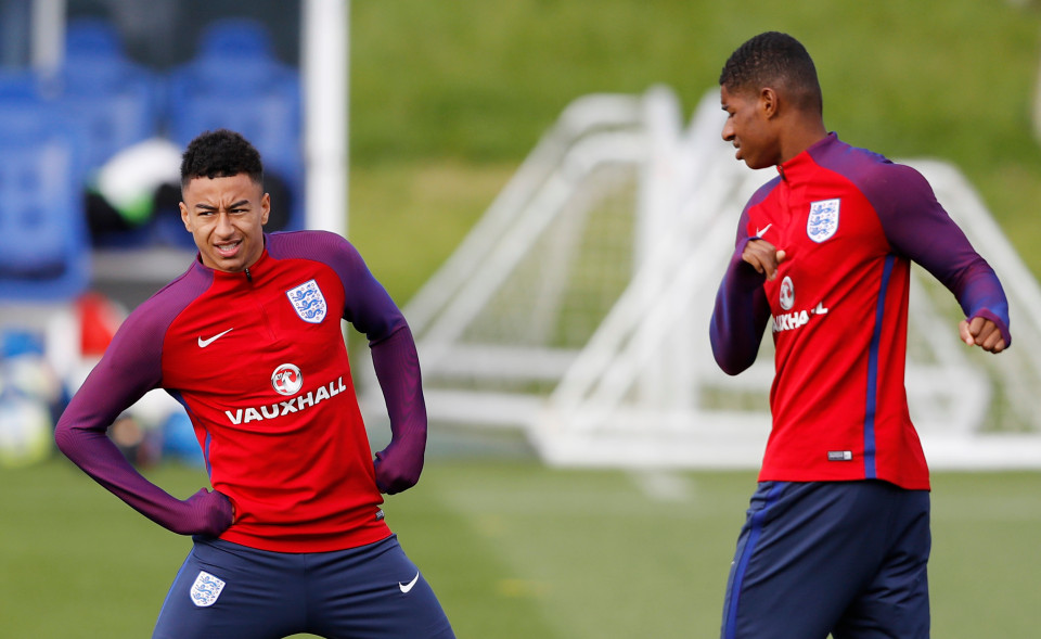 High expectations for England at World Cup, claims Man Utd star