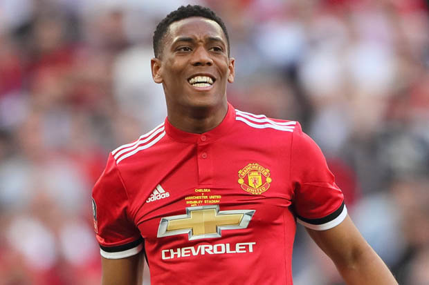 European giants in talks with Anthony Martial's entourage