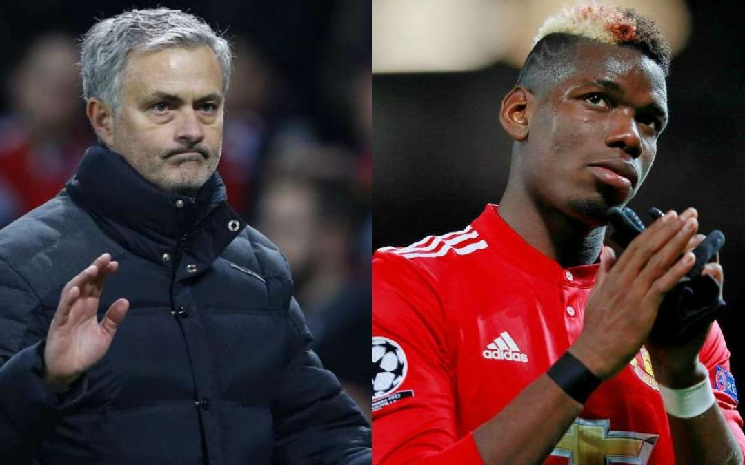Pogba admits 'small issues' with Mourinho which he has to 'accept'