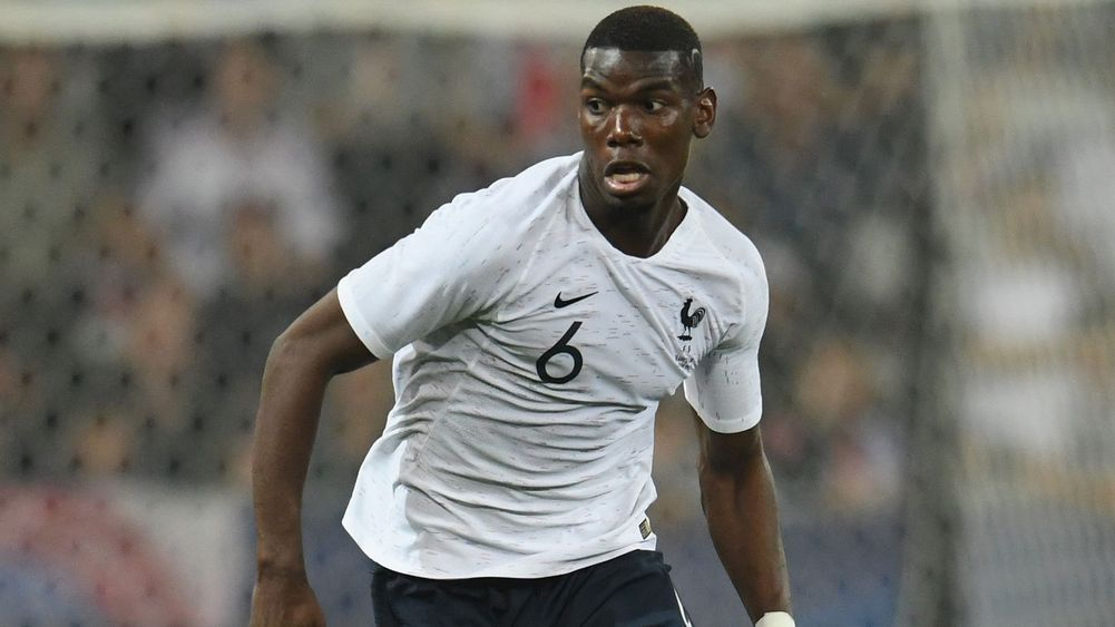A whopping 73% of France supporters want Paul Pogba dropped for World Cup