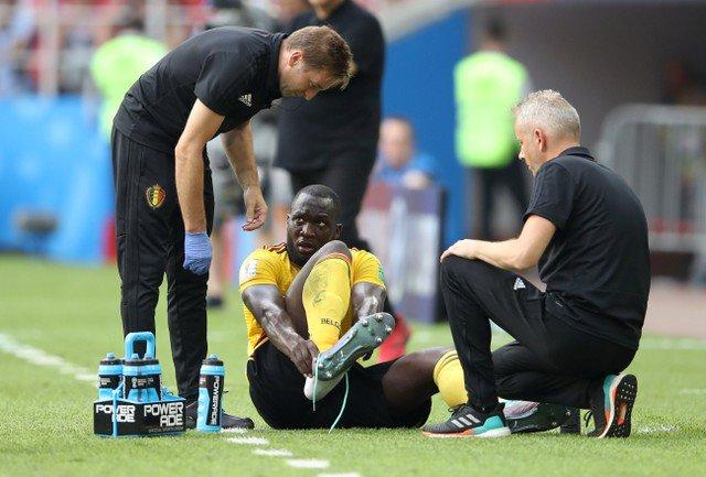 Belgium boss Robert Martinez: We'll rest Lukaku against England