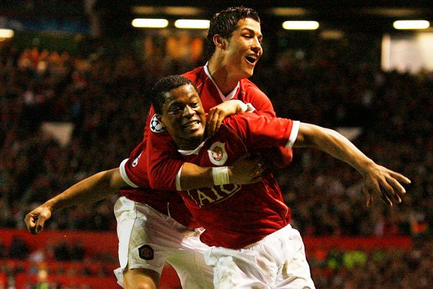 Evra issues warning about going to Ronaldo's house for lunch