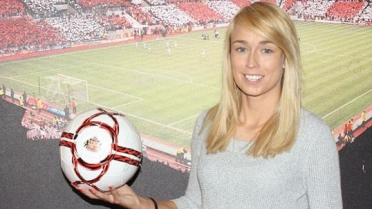 EXCLUSIVE: Stephanie Roche dreams of playing for Manchester United women's team