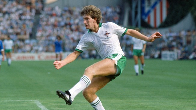 On This Day 1982: Man Utd legend makes World Cup history