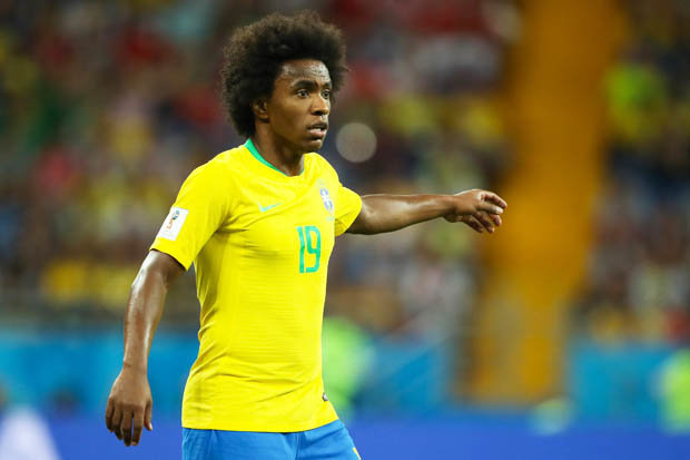 Knee-jerk Chelsea fans all say the same thing about Willian after dire Brazil performance