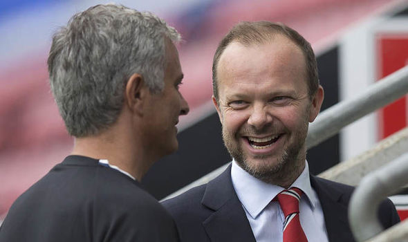 Revealed: The player Ed Woodward dreams of bringing to Man Utd