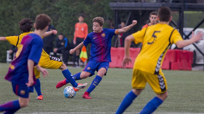 Man Utd 'best placed' to sign 16-year-old Spanish wonderkid