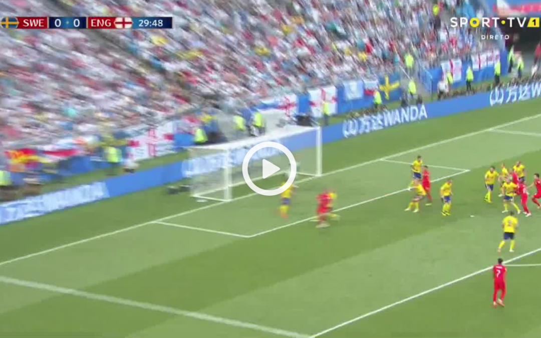 (Watch) Ashley Young and Jesse Lingard with stunning assists for England