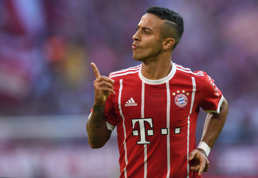 Thiago Alcantara back to Barcelona: Why Bayern Munich will ...