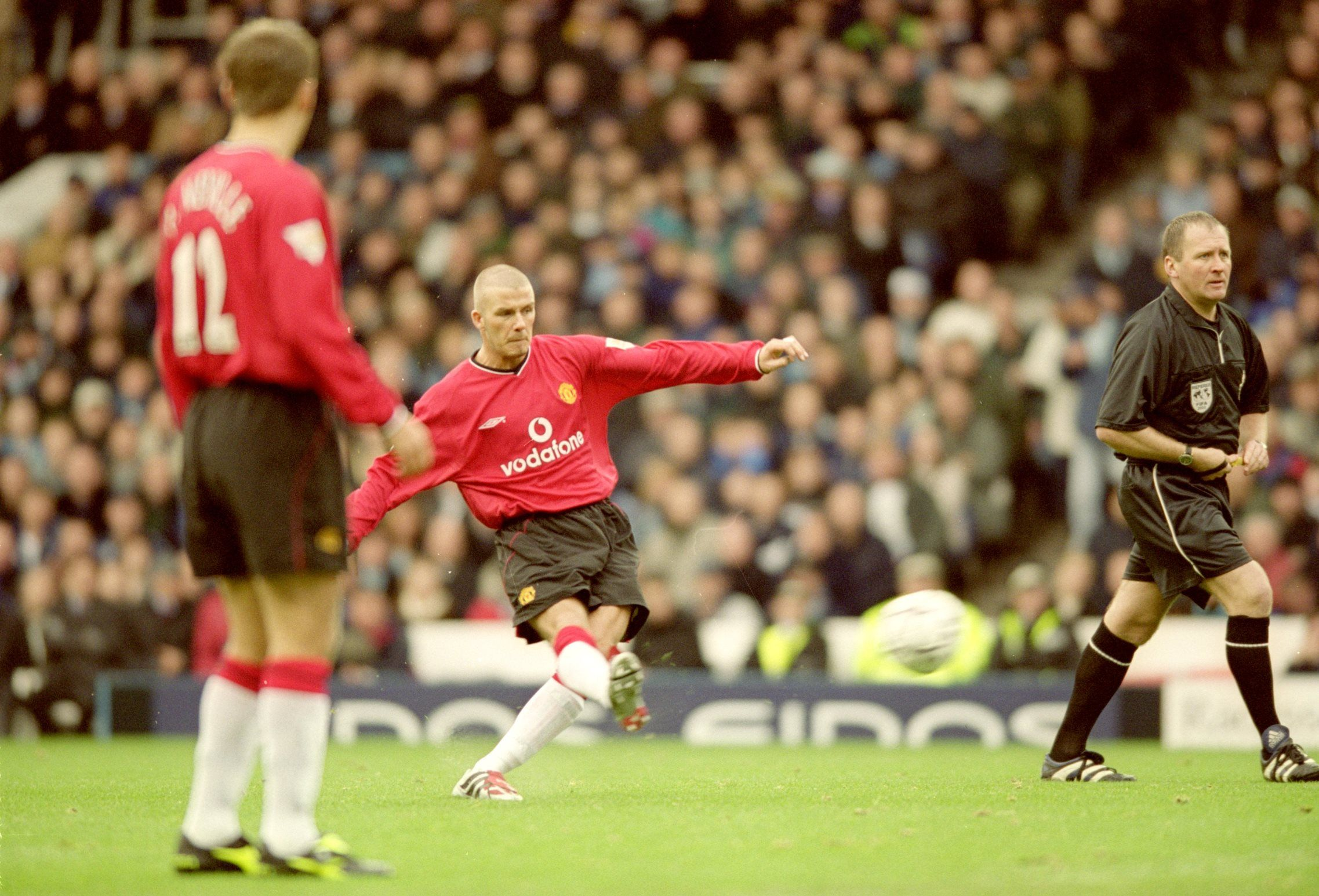 On This Day 2003 Beckham Leaves For Real Madrid Top 3 Man Utd