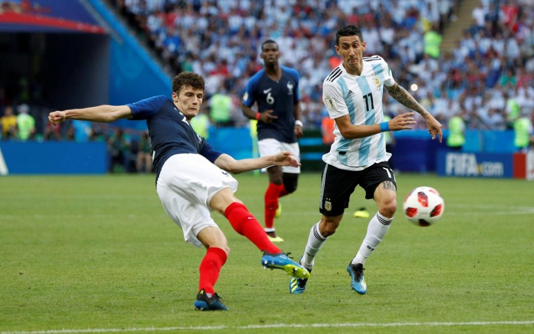 Benjamin Pavard is the full-back Man Utd must sign after an incredible World Cup campaign