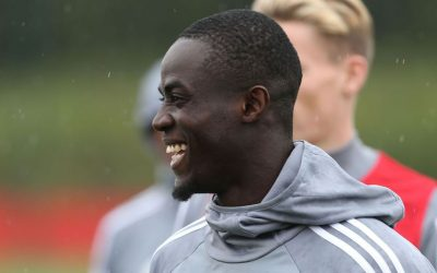 Eric Bailly trolls Chelsea star on Instagram with hilarious comment