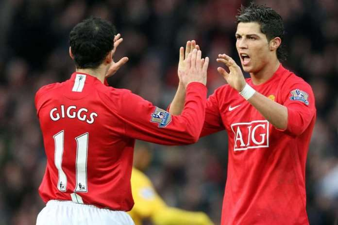 Ryan Giggs believes Messi was behind Ronaldo's move to Italy