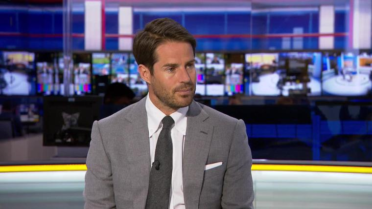 Jamie Redknapp fancies Liverpool and Spurs over Man Utd to challenge City for the title