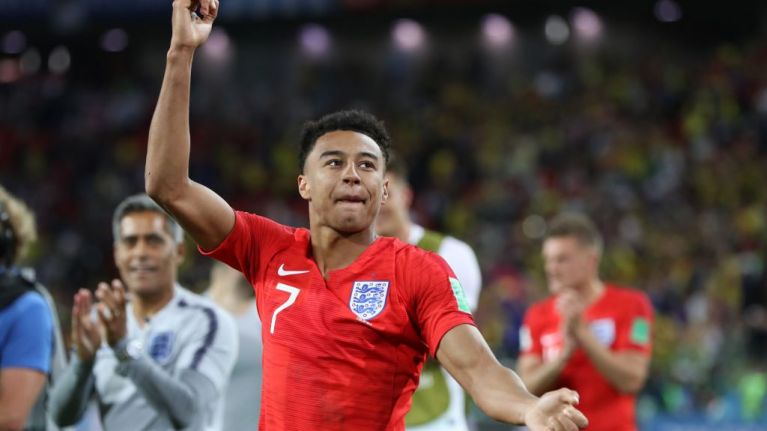England hero Jesse Lingard to get rewarded at Man Utd with bumper contract set to double his wages