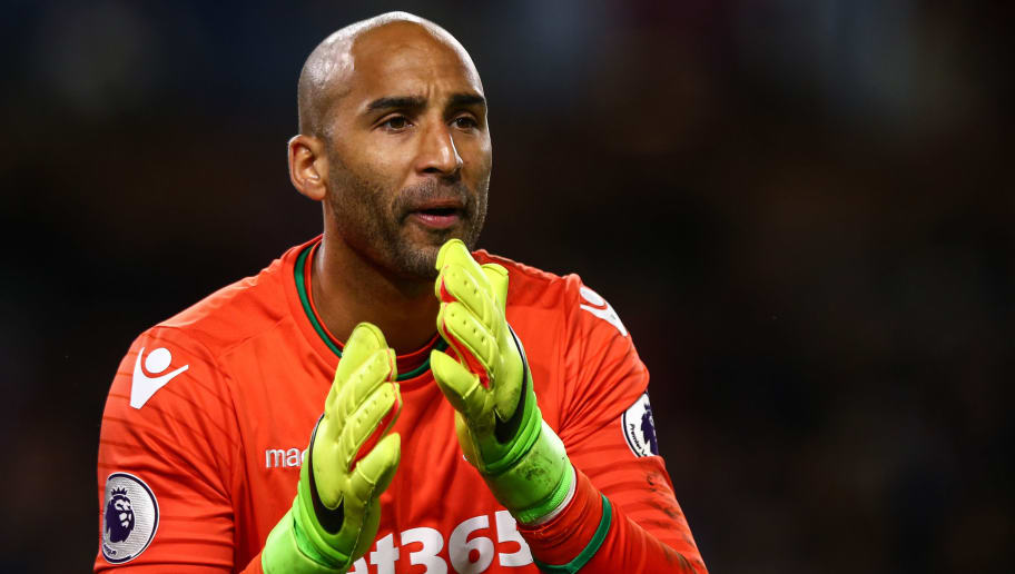 Confirmed: Lee Grant completes switch from Stoke City to Man Utd