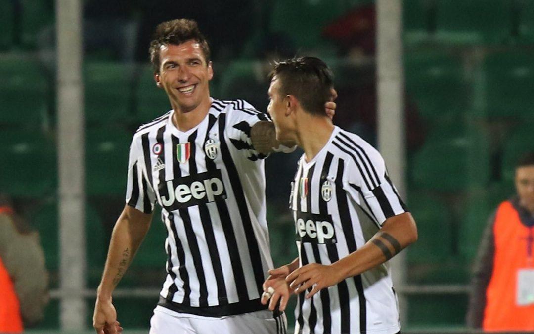 Man Utd hold talks with Juventus over transfer of veteran goal scorer