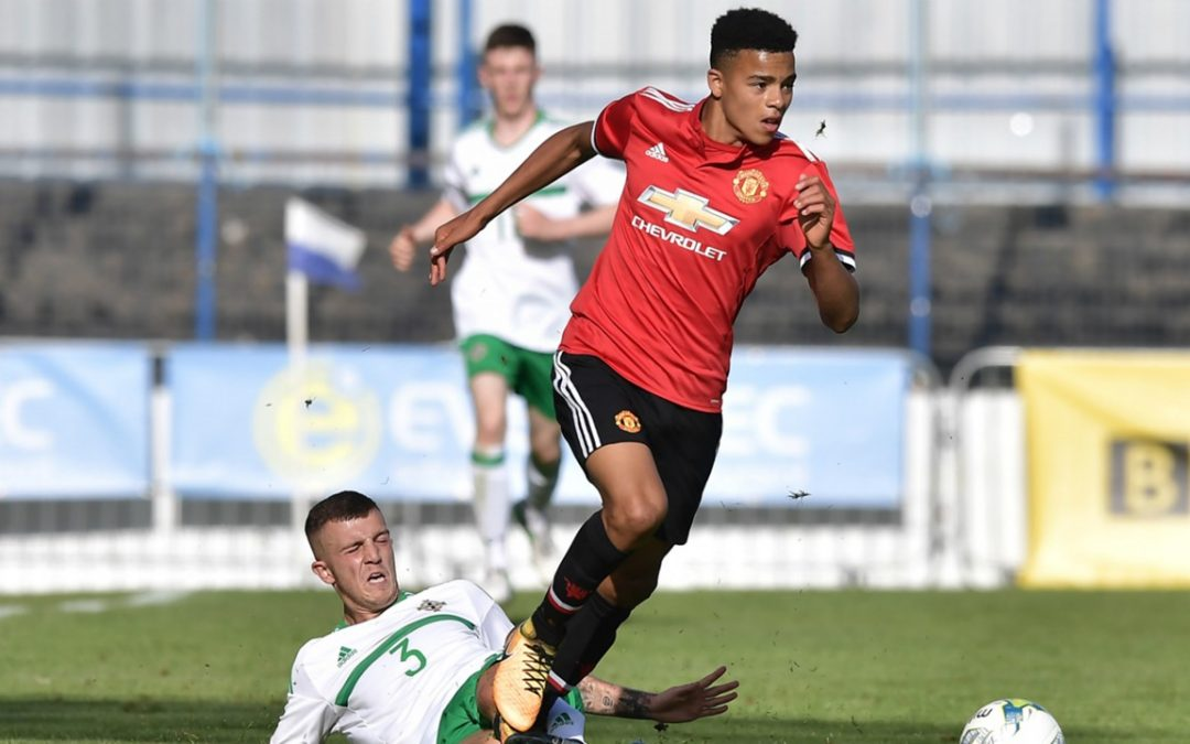 Who is Mason Greenwood? Mourinho set to promote 16-year-old to first team